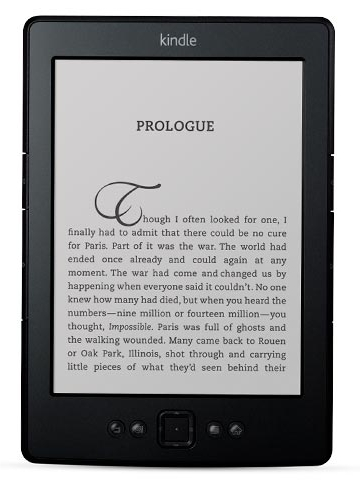 eReader Review – Kindle