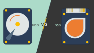 Solid vs Mechanical hard drives